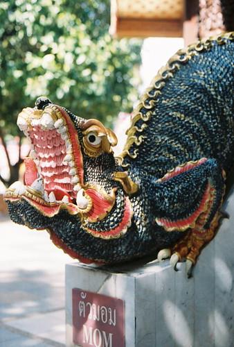 MOM Dragon | by juliacsmith