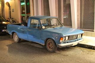 FSO 125p pick-up