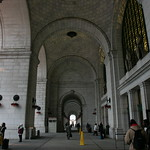 Archway at Union Station D.C.
