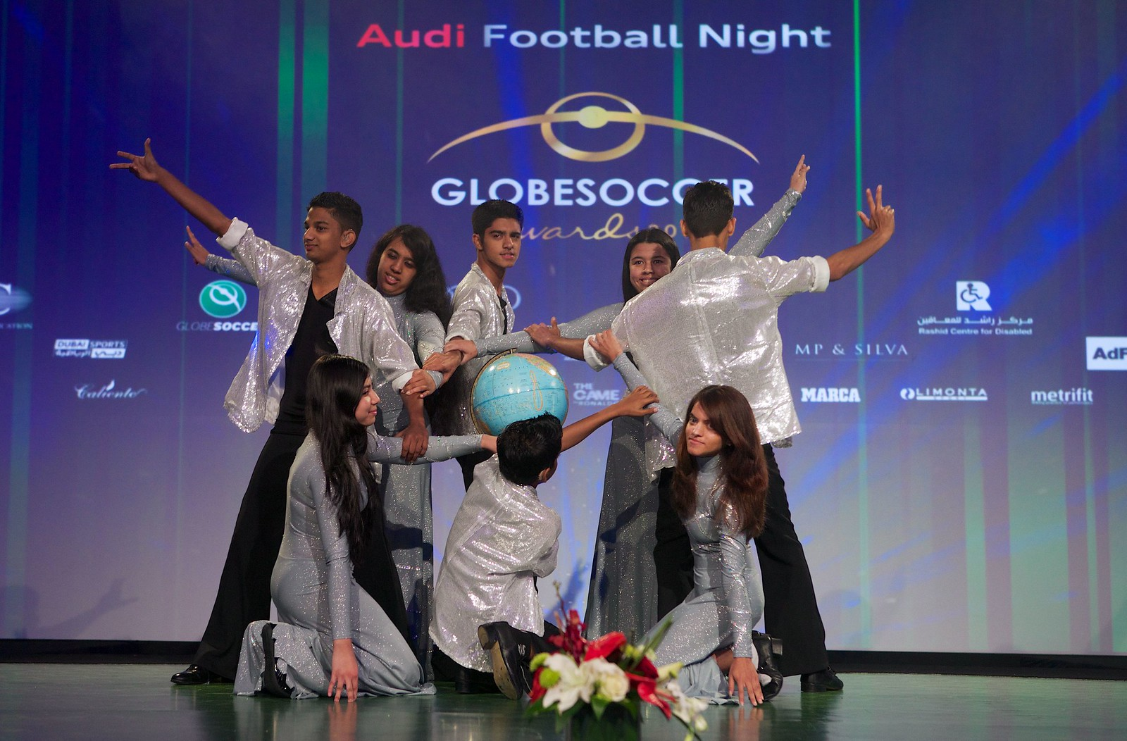 Globe Soccer Awards 213