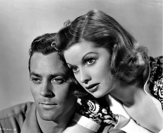 Lucy and Allan Lane