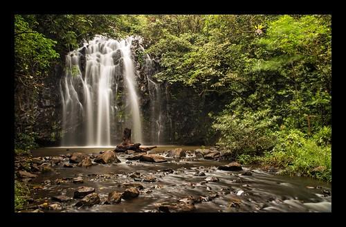 water waterfall peaceful australia queensland cairns portdouglas fnq waterfallcircuit elinjaafalls