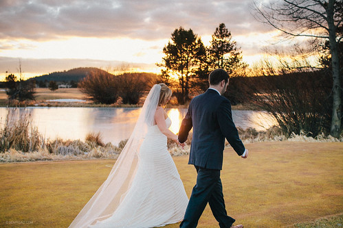 Caitlyn & Scott / Sunriver Wedding