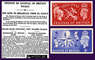 3rd May 1951 - Festival of Britain | by Bradford Timeline