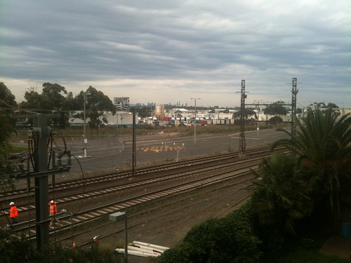 Railcam Albion - RRL Works looking toward Sunshine | by EMRG_MELBOURNE