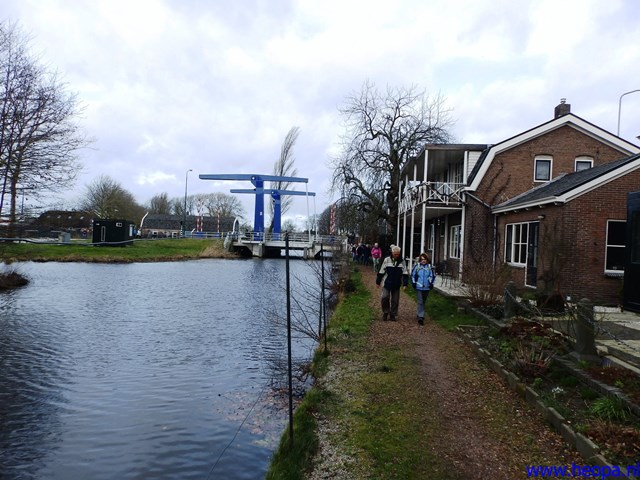 15-02-2014 Woerden 26 Km (35)