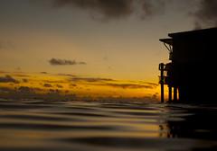 Pre-Solstice Sunrise in the Lagoon