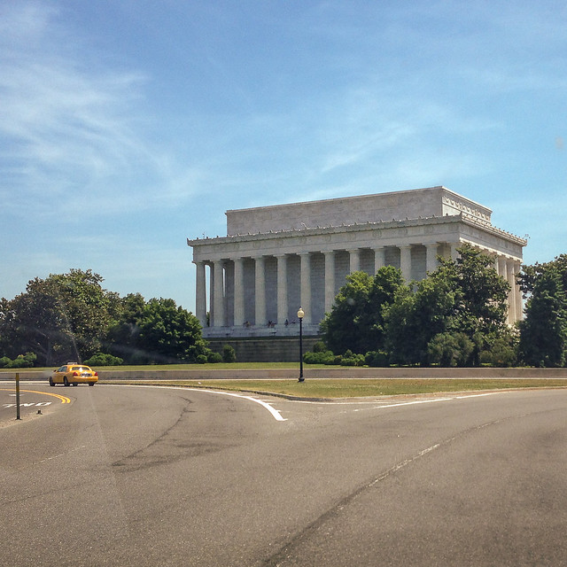 7/1/14 The Lincoln Memorial