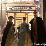 Viajefilos en el Carnaval de Venecia, Florian 01