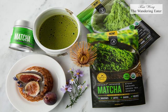 Jade Leaf Matcha Green Teas