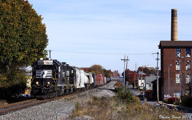 NS CB61 South Altoona