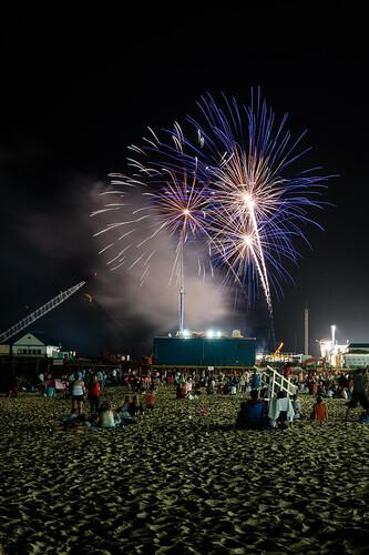 usa night digital newjersey nikon fireworks nj clear nikkor 4thofjuly jerseyshore seasideheights d700 2470mmf28g
