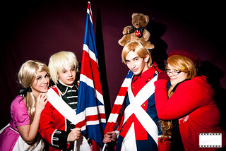 La Flora Spring in Cosplay - 2013 | by M@rcello;-)
