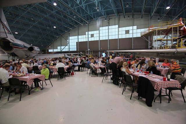 2013 Foundation Hangar Dinner