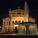 Alte Oper + Brunnen by Fabiowski