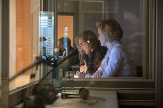 Simultaneous translators at work | by International Transport Forum