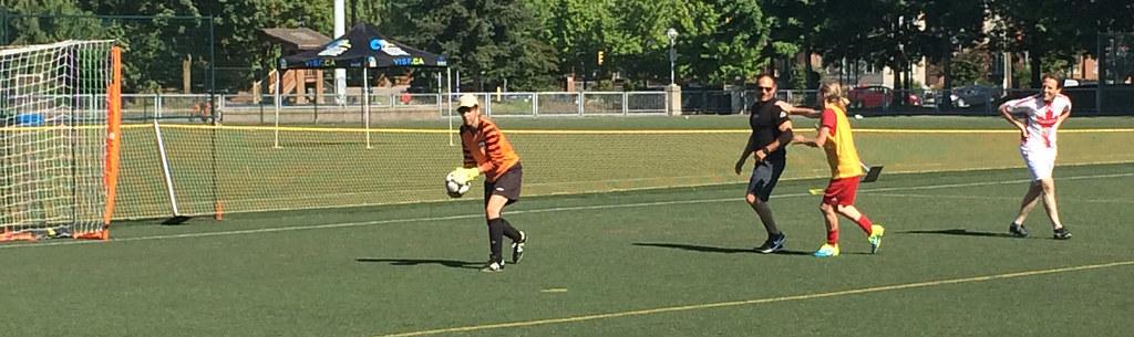 Vancouver International Soccer Festival - PLAY IT FORWARD