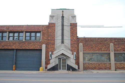 Former Salerno Cookie Company Warehouse