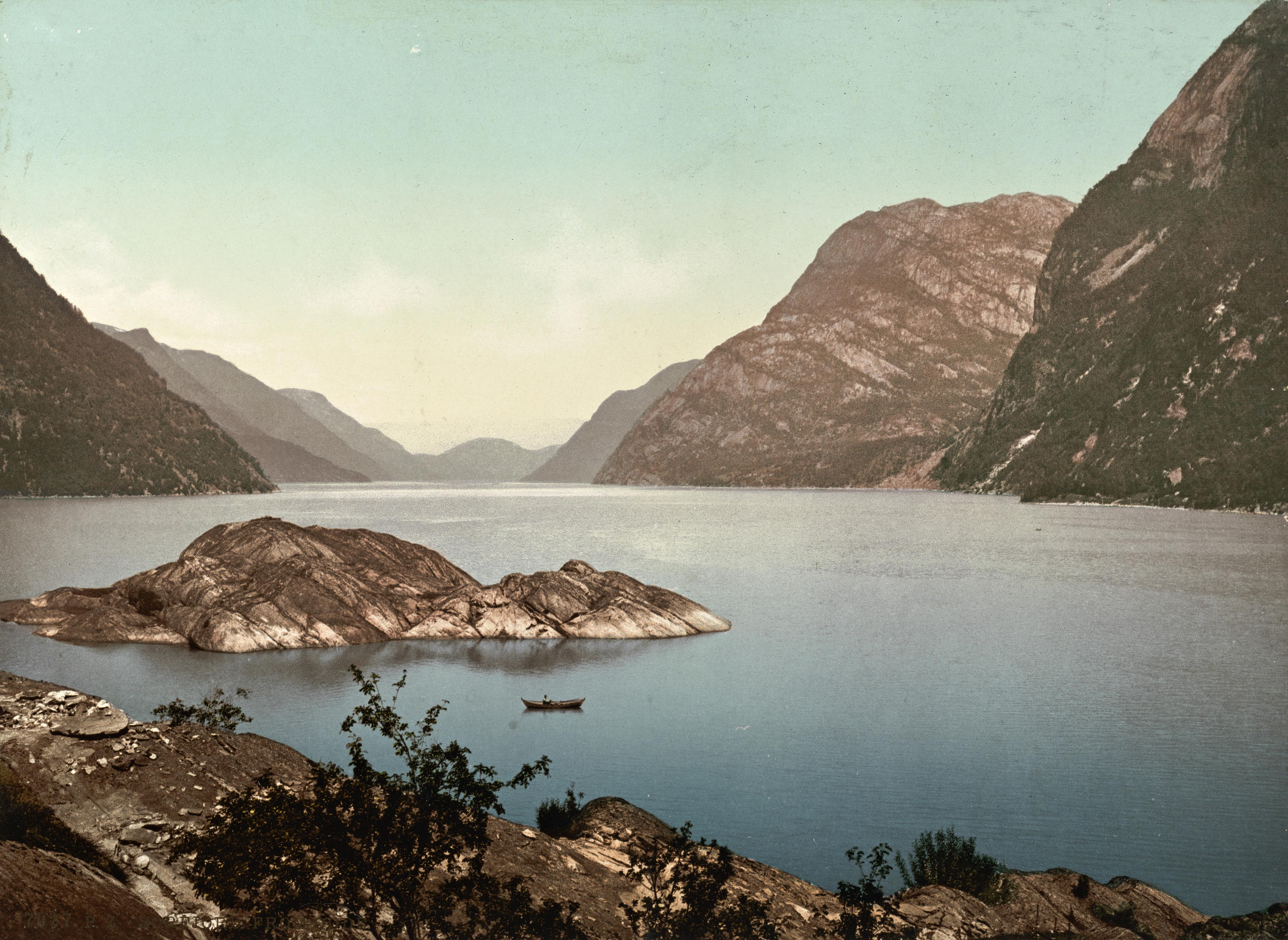 7027. P. Z. Sofjord from Odde