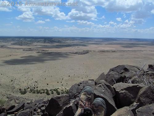 Views from Black Mesa, Oklahoma