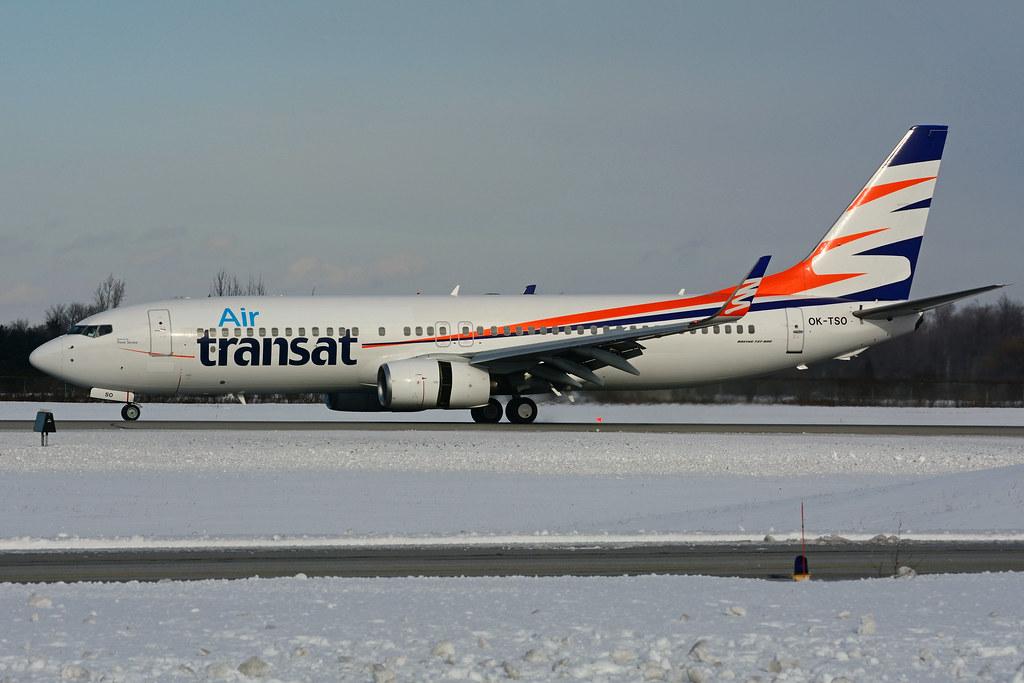 OK-TSO (Air Transat - Smartwings) | OK-TSO - Boeing B-737-8G… | Flickr