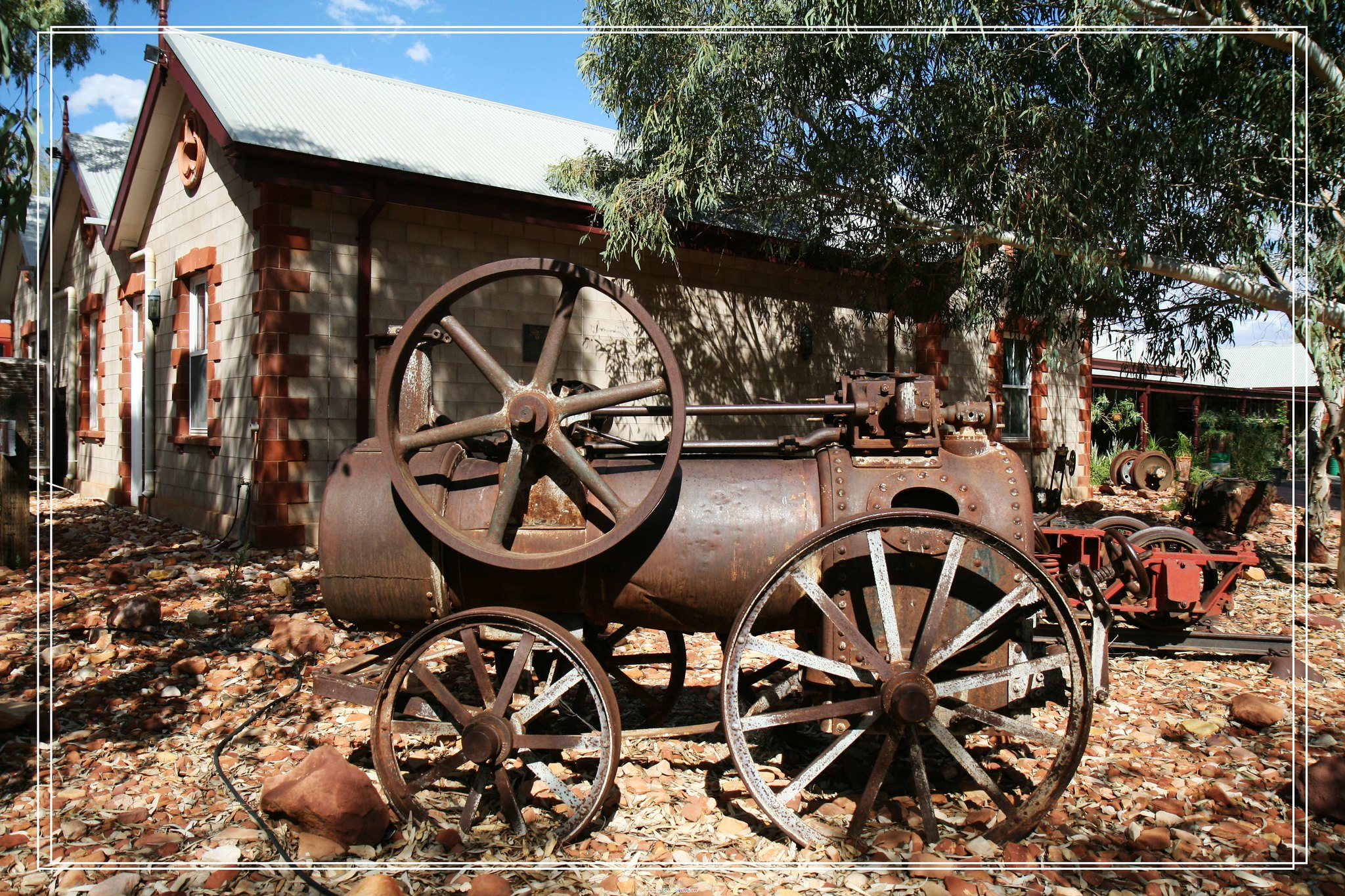 Old Ghan Tour And To Buy A Train Cap Campervan Finder