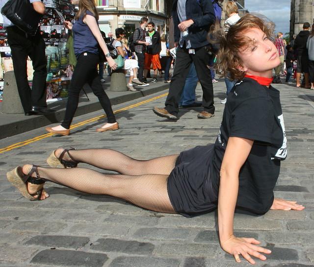 Edinburgh Fringe 2013: Am I?