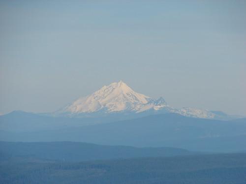 Mt. Jefferson and Three Fingered Jack