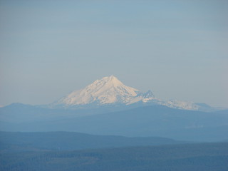 Mt. Jefferson and Three Fingered Jack
