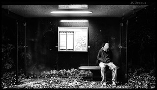 Waiting for the bus ! | by CJS*64