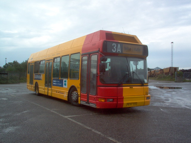 Combus / Veolia 5042 PB91335 9 years old & just one more month in service