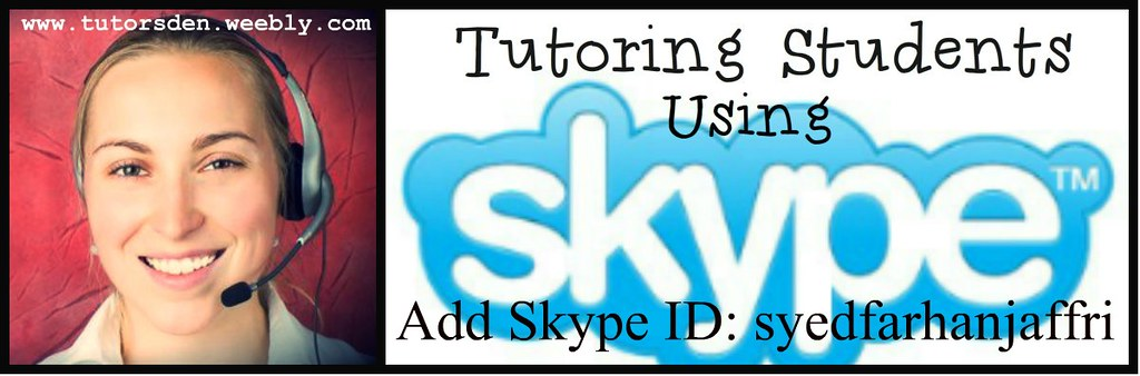skype tuition, skype tutor, online ielts, teaching, assignment help