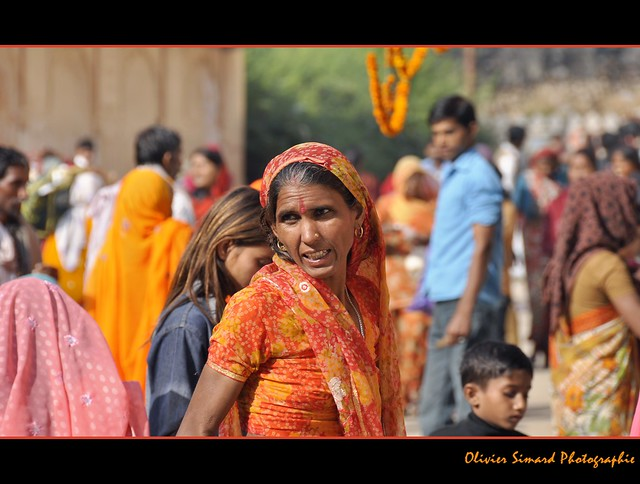 Jaipur, Galtaji Temple.