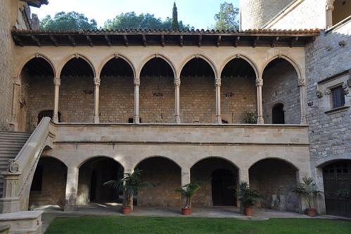 Castell de Santa Florentina   by Monestirs Puntcat