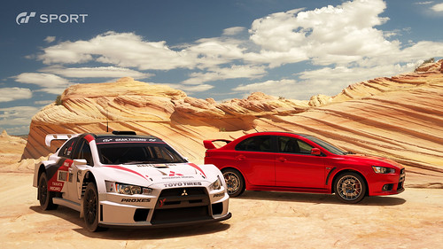 01_Mitsubishi_Lancer_Evolution_Final_Edition_GrB_Rally_Car_1471430770 | by PlayStation Europe