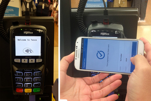 tap a card reader | by Piyanud.t