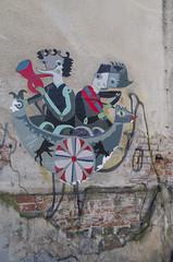 Street art, 05.04.2014.