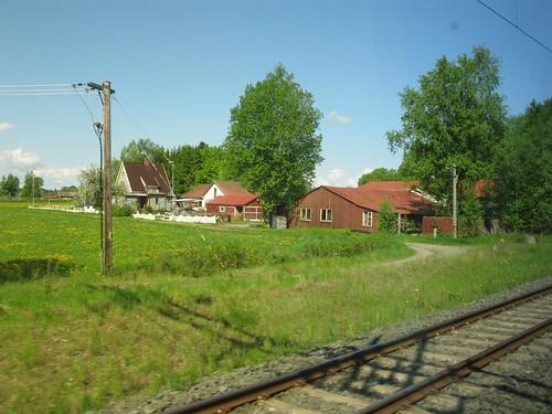 2010 train håkantorp tåg västragötaland västtrafik