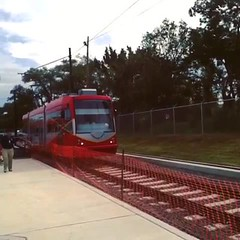 This is what a DC Streetcar sounds like!