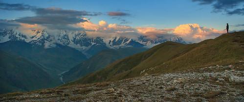 Svanetian Evening | by []NEEL[]