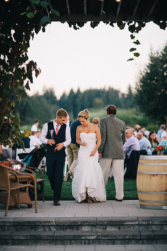 Melissa & Drew / Hawks View Cellars