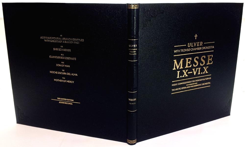Ulver Messe I X Vi X Ulver S Messe I X Vi X Vinyl Box