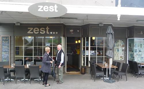 Zest Cafe Karikari