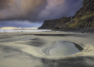 'Talisker Sands' - Talisker Bay, Skye | by Kristofer Williams