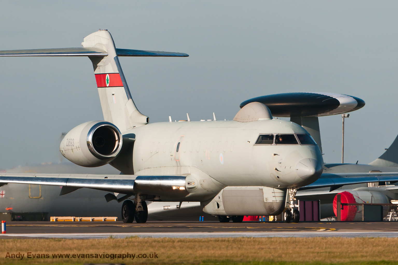 RAF Waddington 13th November 2013