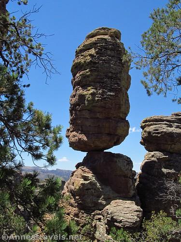 Pinnacle Rock, Chiricahua National Monument, Arizona