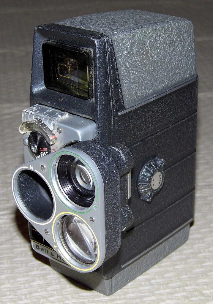 new super 8mm cameras
