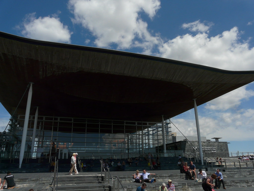 National Assembly for Wales Senedd