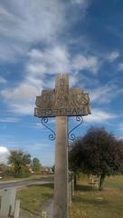Boreham Village Sign