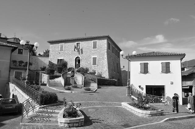 Cerreto di Spoleto. Un Comune della Val Nerina